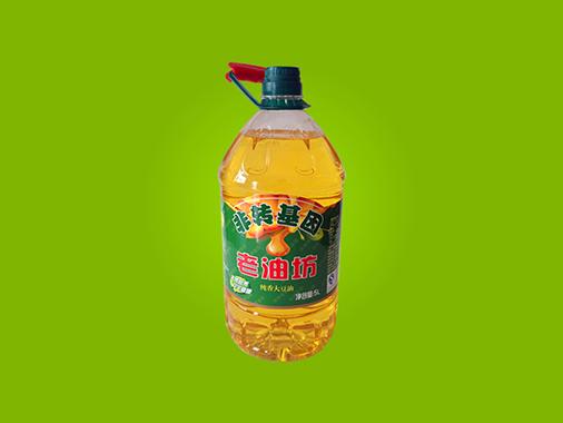 老油坊纯香大豆油
