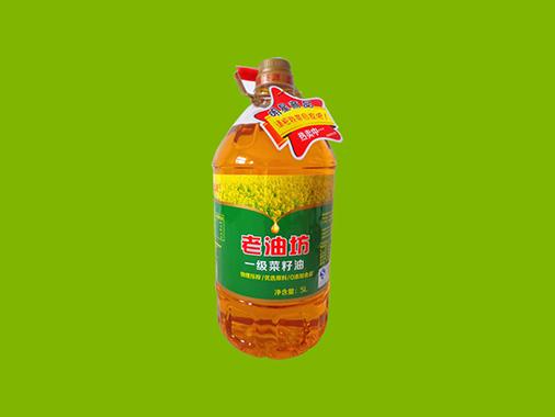 老油坊一级菜籽油