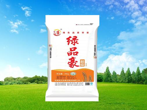 康乐 绿品豪超级小麦粉