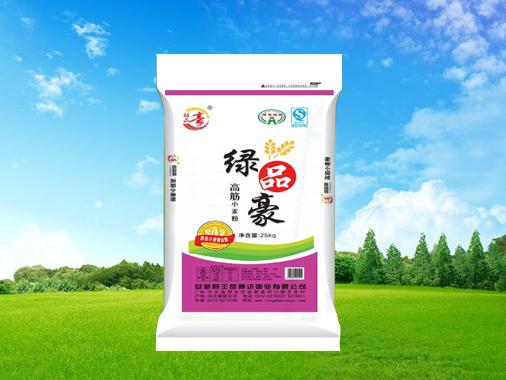 康乐 绿品豪高筋小麦粉