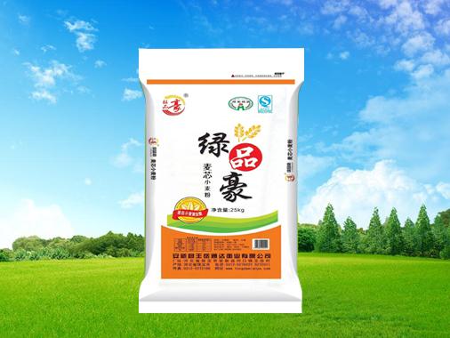 康乐 绿品豪麦芯小麦粉