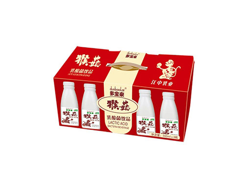 多宝来 江中乳业猴菇乳酸菌饮品