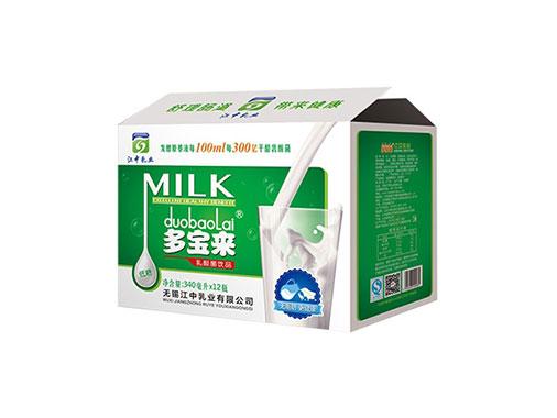 多宝来 江中乳业乳酸菌乳品