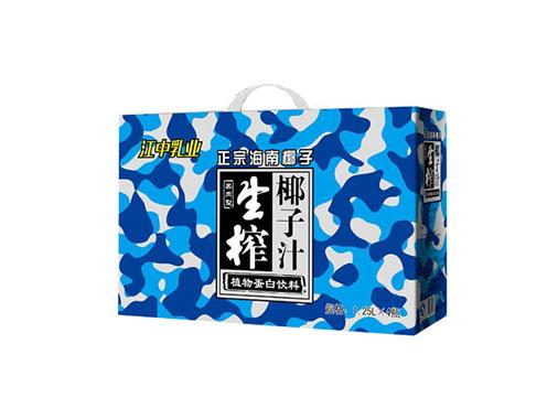 多宝来 江中乳业生榨椰子汁