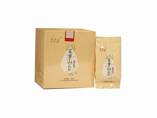 百岁山单丛茶礼盒