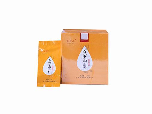 百岁山红茶