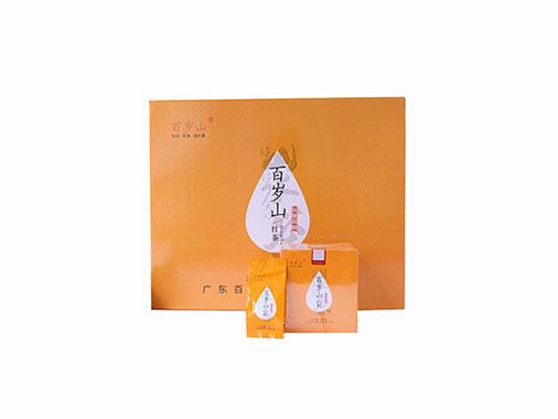 百岁山红茶礼盒装