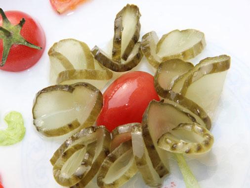 华怡酸黄瓜(平切片)