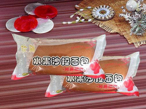 御圣坊 软萌水果沙拉面包(沁香草莓)