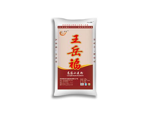 王岳福高筋小麦粉