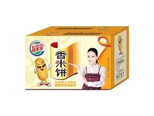 传家宝香米饼礼盒
