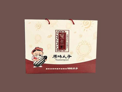 傻老大原味瓜子袋装礼盒156g*5袋