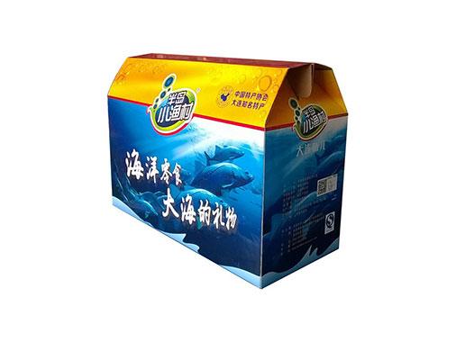 半岛小渔村海洋零食礼盒