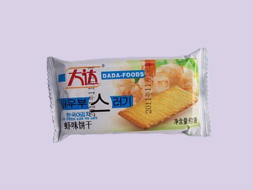 大达半酥打系列虾味饼