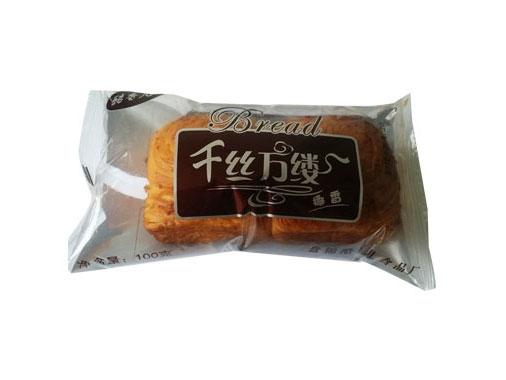 酷香儿千丝万缕椰香面包100克