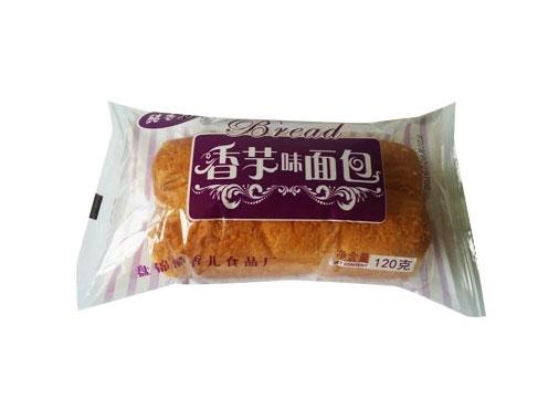 酷香儿香芋味面包120克