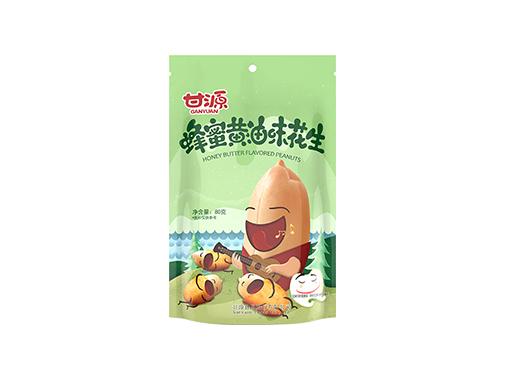 甘源蜂蜜黄油味花生80g