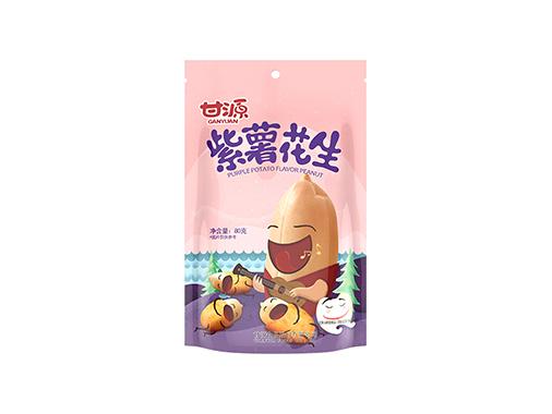 甘源紫薯花生