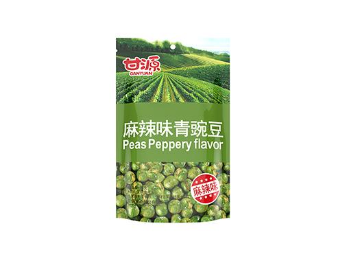 甘源麻辣味青豌豆