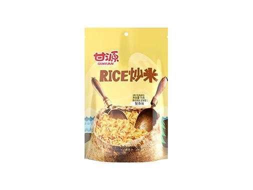 甘源蟹香味炒米