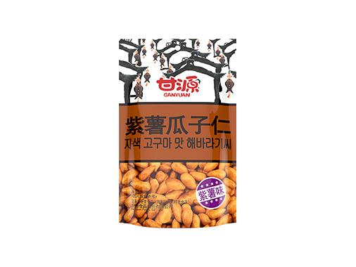 甘源紫薯味瓜子仁