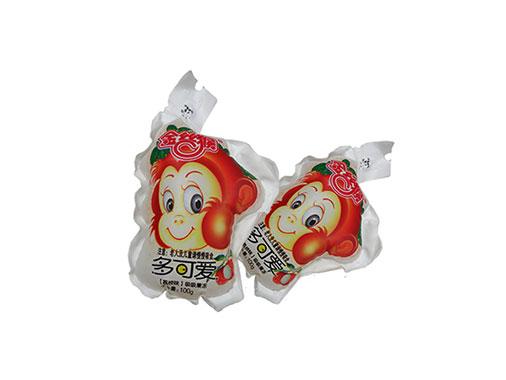 金丝猴多心爱果冻