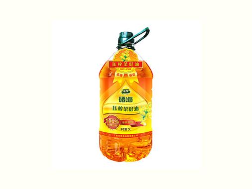 硒海压榨菜籽油