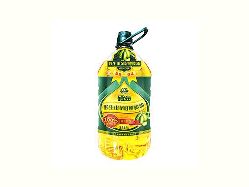 硒海野山山茶籽橄榄油