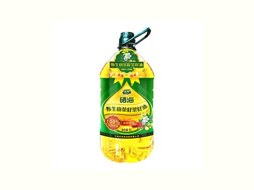 硒海野生山茶籽菜籽油