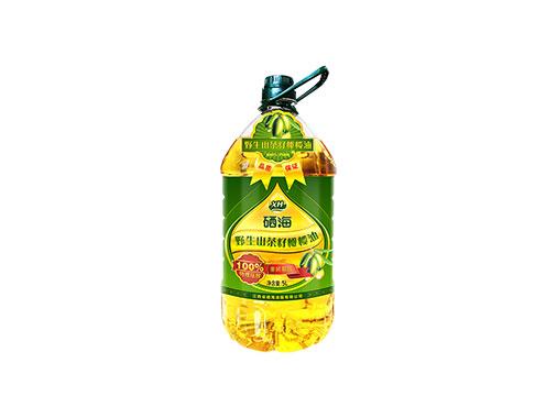 硒海野生山茶籽橄榄油
