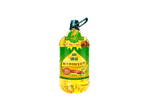 硒海野生山茶籽玉米油