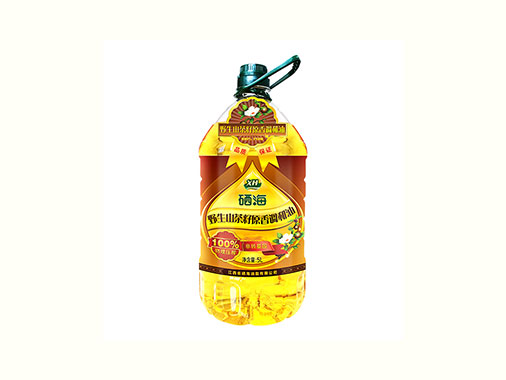硒海野生山茶籽原香谐和油