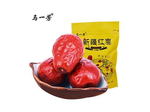 马一芳 新疆和田红枣袋装