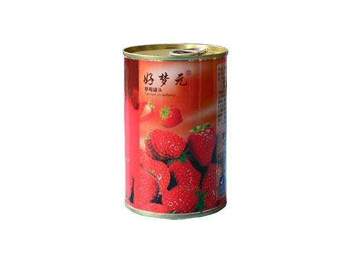 好梦元草莓罐头