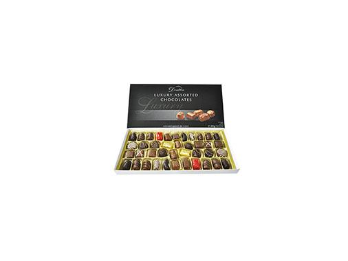 戴德信源赛利道尔顿盒装什锦巧克力