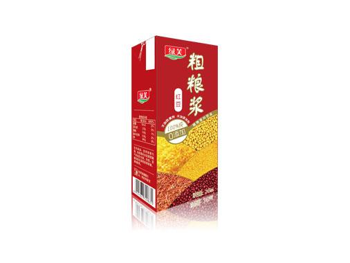绿芙粗粮浆红豆