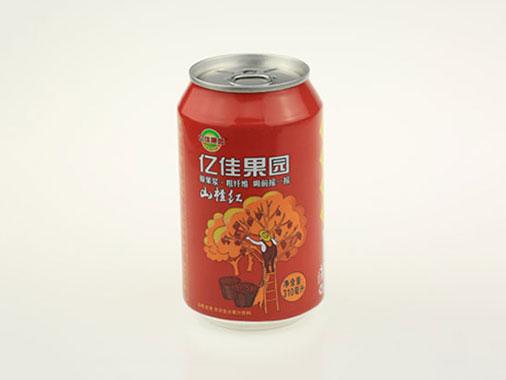 亿佳果园红罐山楂汁