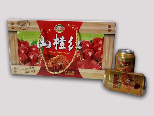 亿佳果园金罐山楂汁礼盒