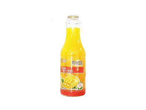 秀水莊園芒果汁