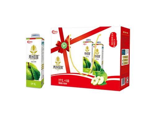 秀水莊園蘋果汁禮盒