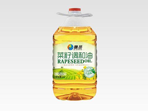 赣邑菜籽谐和油