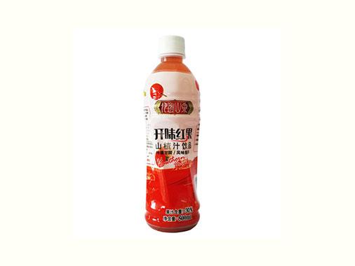 伊逊山泉开味红果山楂汁