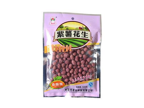 蔡春紫薯花生