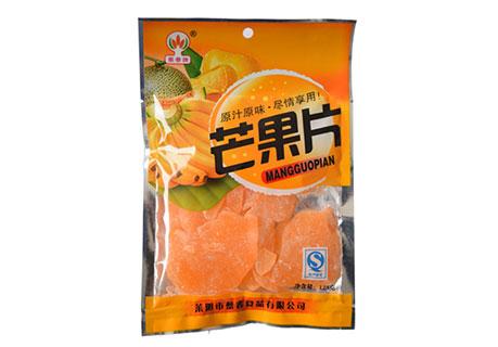 蔡春芒果片