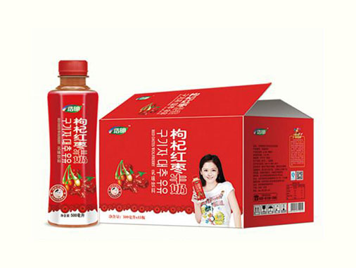 浩明枸杞红枣牛奶