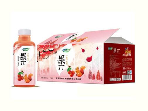 浩明果π山楂汁饮料