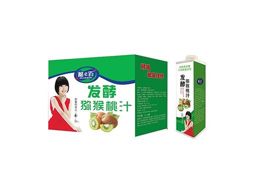 酷e百发酵猕猴桃汁(方瓶)