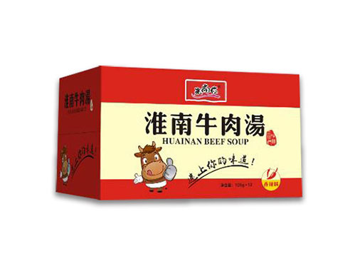 米尚你淮南牛肉汤香辣味