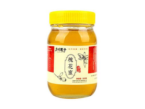 庐州小路槐花蜂蜜