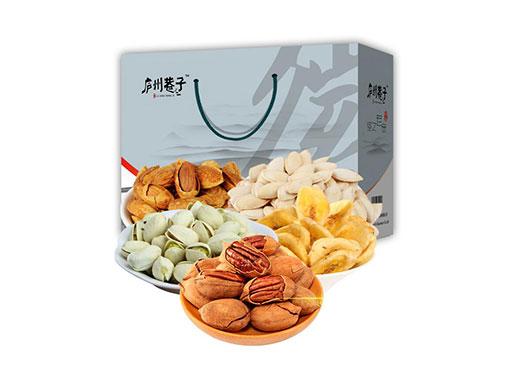 庐州巷子坚果礼盒